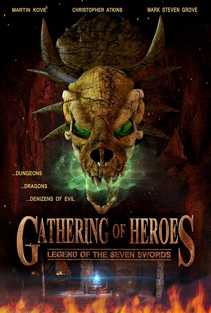 Ver Gathering of Heroes: Legend of the Seven Swords Online HD Español (2015)
