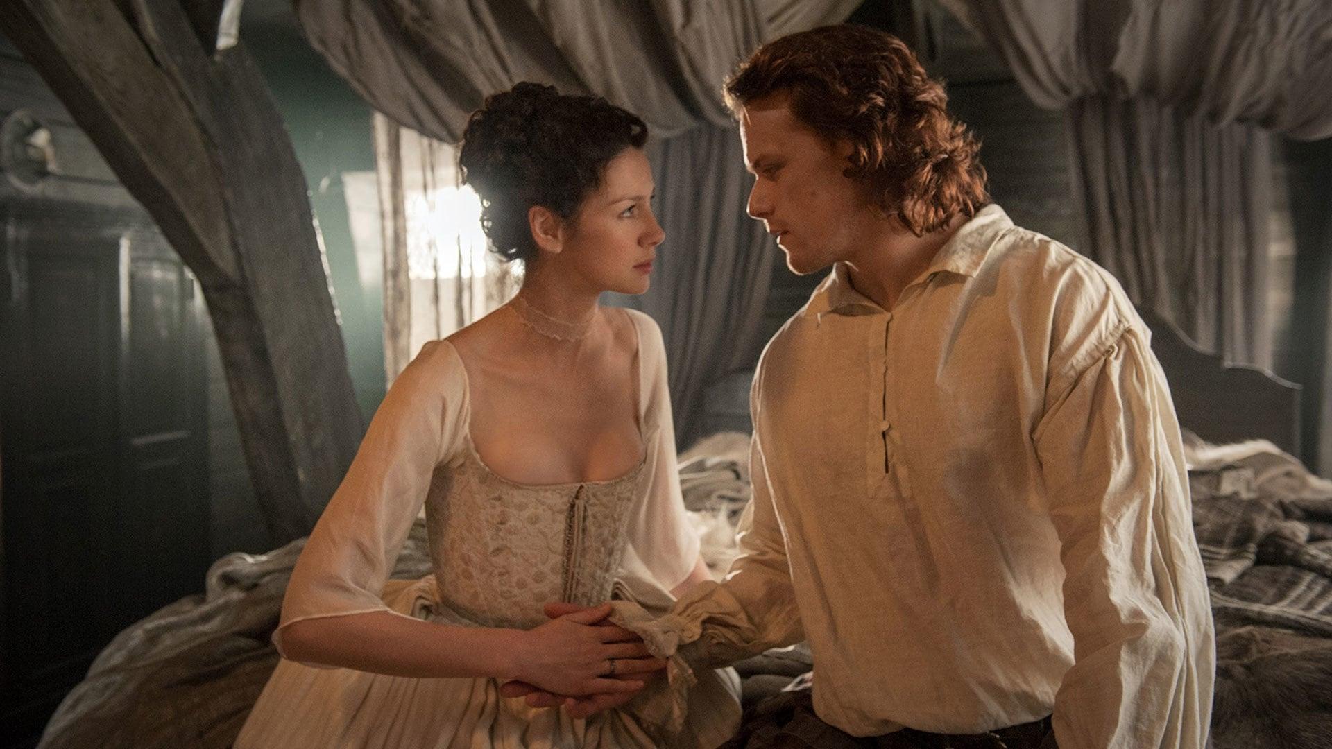 Outlander Season 1 :Episode 7  The Wedding