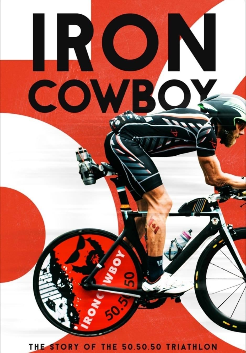 Iron Cowboy: The Story of the 50.50.50 Triathlon (2018)