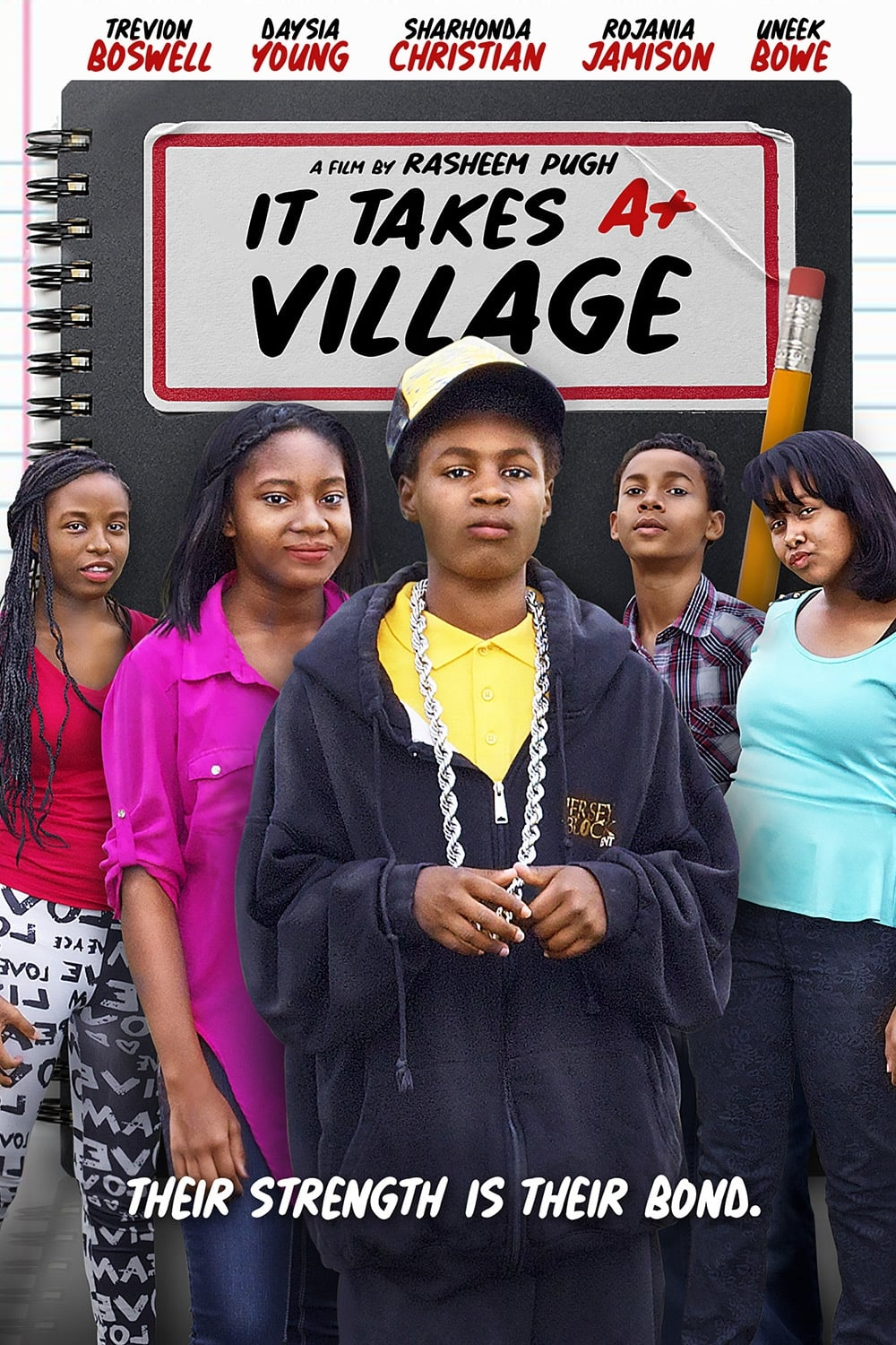 It Takes A Village on FREECABLE TV