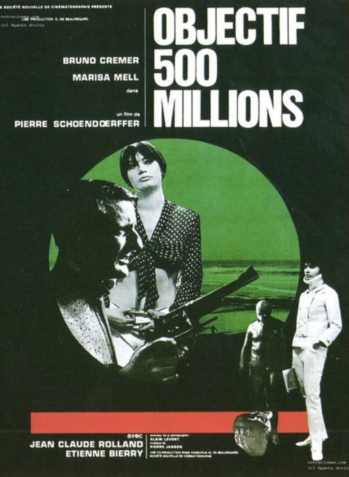 Objective: 500 Million (1966)