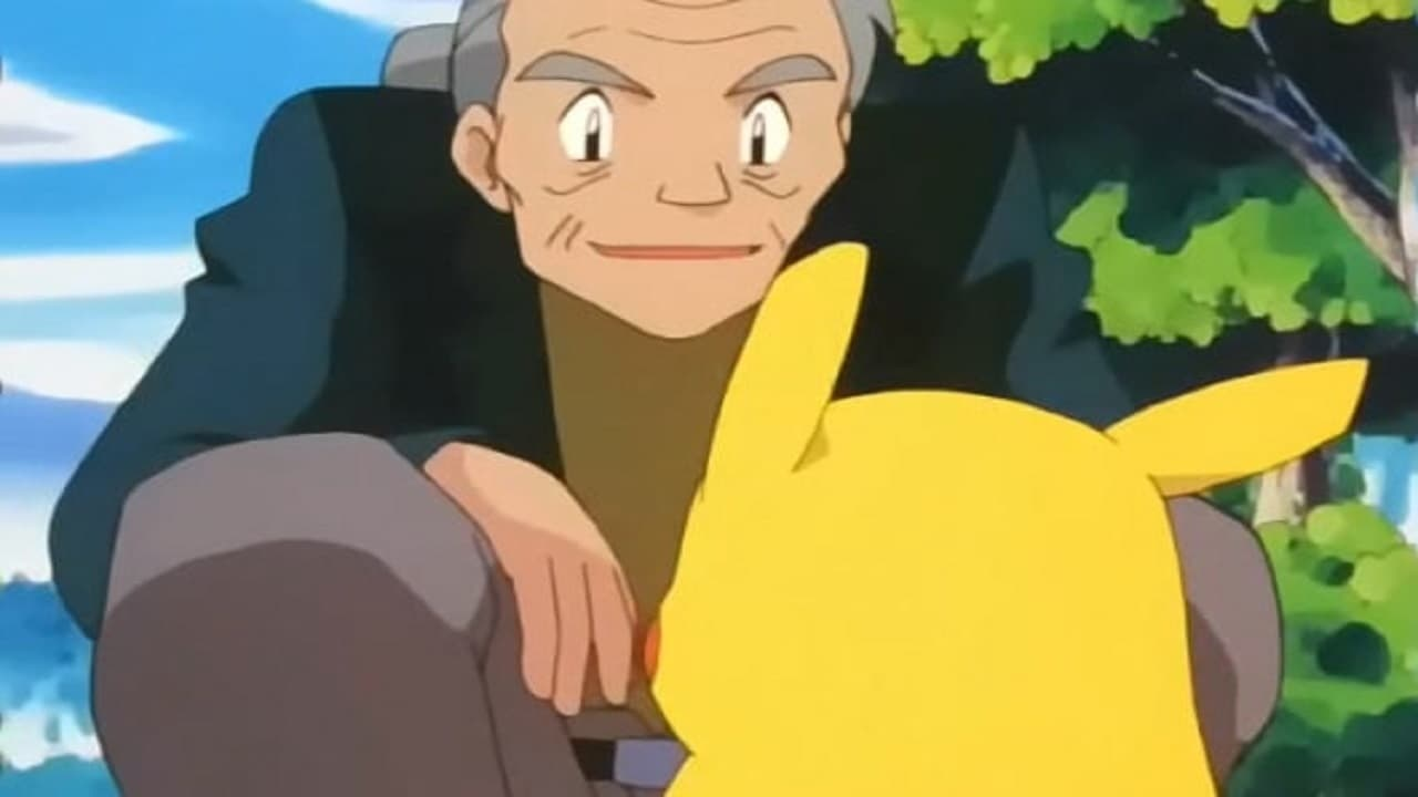 Pokémon Season 4 :Episode 38  The Poké Spokesman