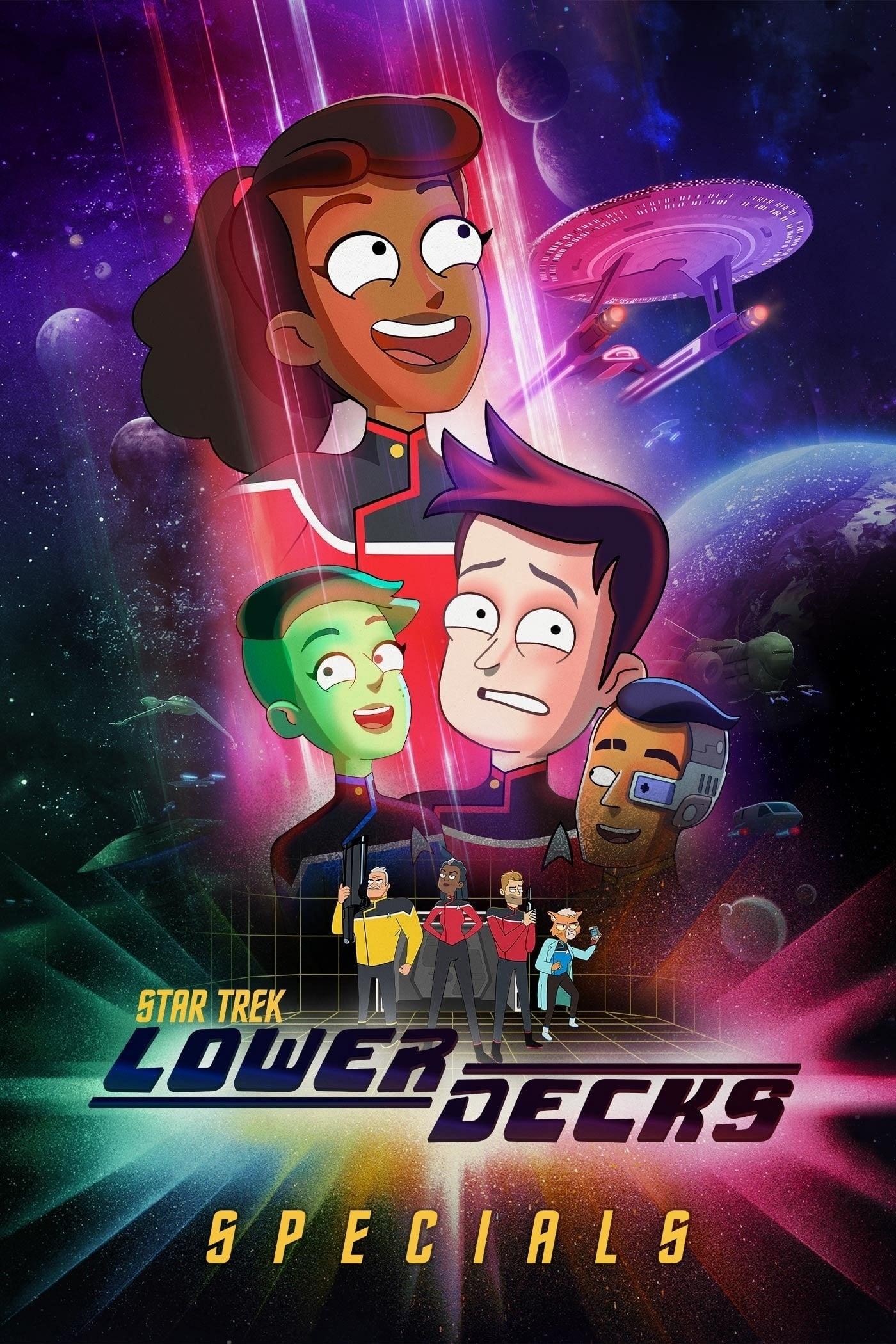 Star Trek: Lower Decks Season 0