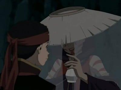 Avatar - Der Herr der Elemente Season 3 :Episode 3  Die bemalte Lady