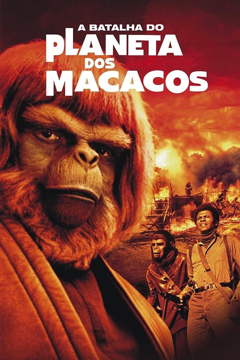 Assistir A Batalha do Planeta dos Macacos