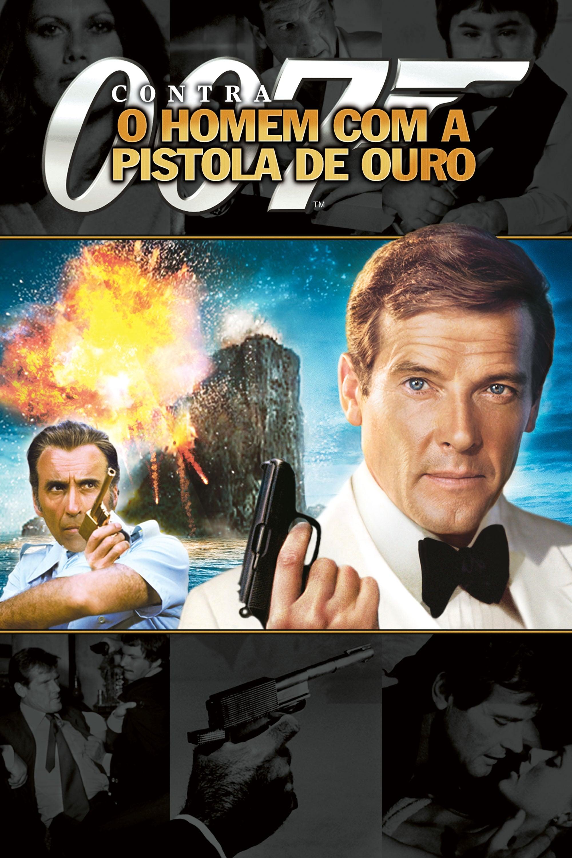 007 Contra o Homem com a Pistola de Ouro Dublado