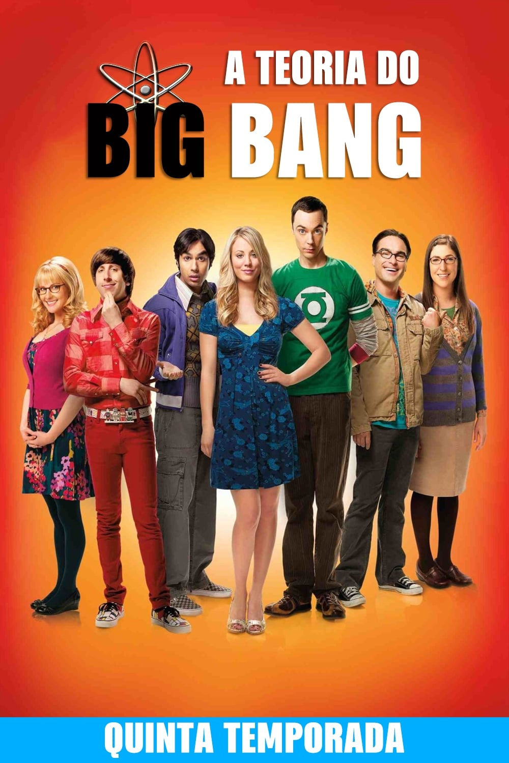 The Big Bang Theory 5ª Temporada Torrent Download (2011) Bluray 720p Dual Audio