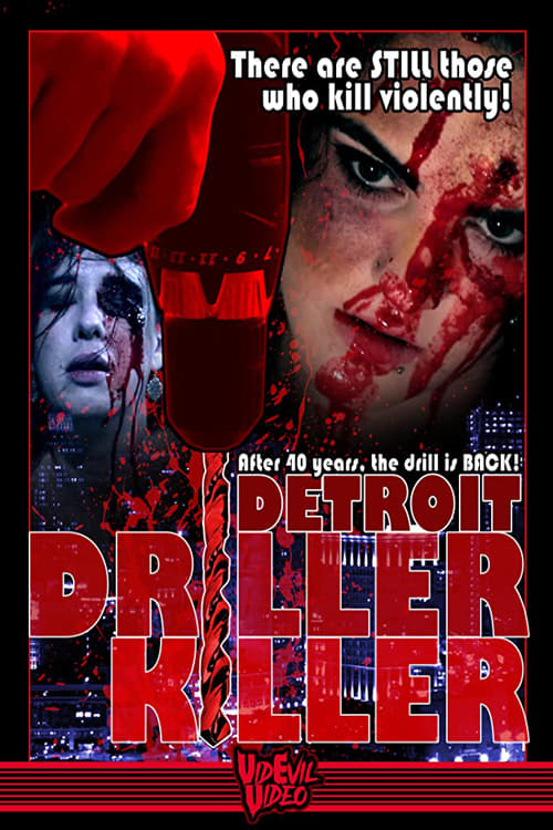 Detroit Driller Killer Legendado