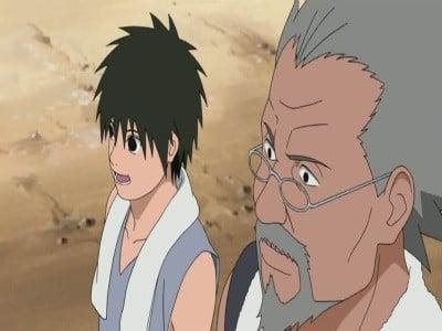Naruto Shippūden Season 9 :Episode 180  Inari's Courage Put to the Test