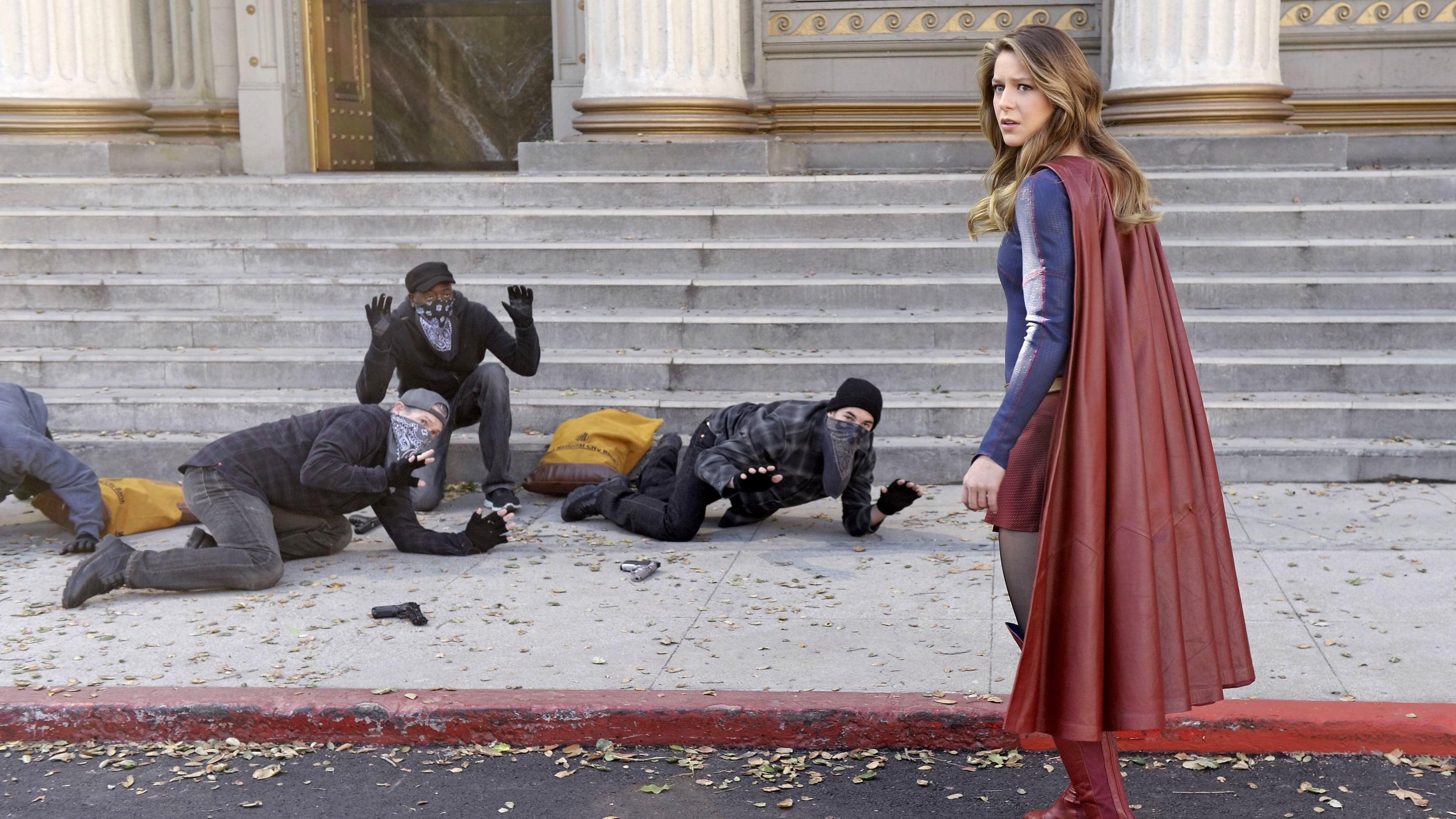 Supergirl Kinox
