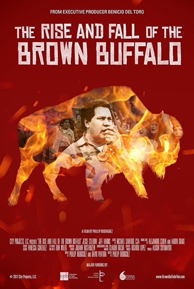 Ver The Rise and Fall of the Brown Buffalo Online HD Español ()