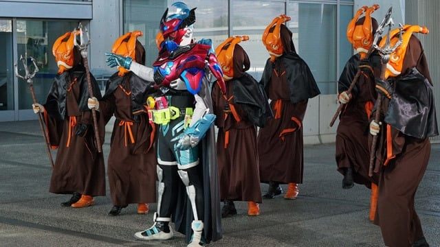 Kamen Rider Season 27 :Episode 19  Suddenly in a Fantasy?!