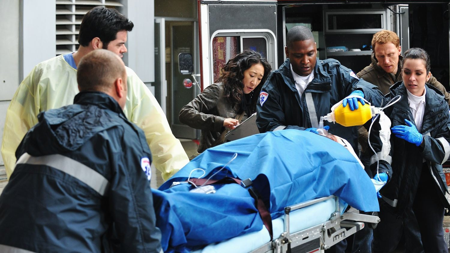 Grey's Anatomy Season 6 :Episode 16  Perfect Little Accident