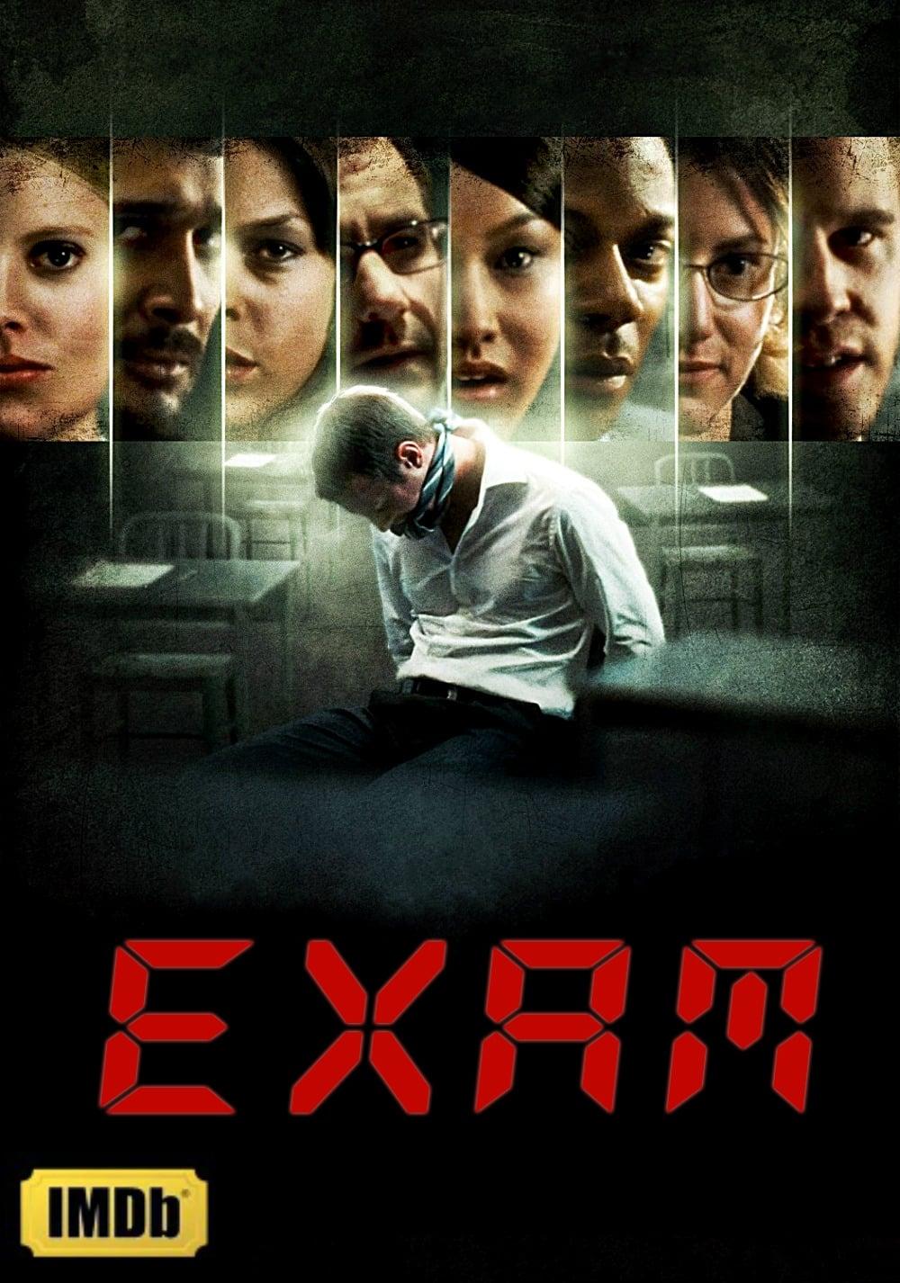 Exam Tödliche Prüfung 2009 Posters The Movie