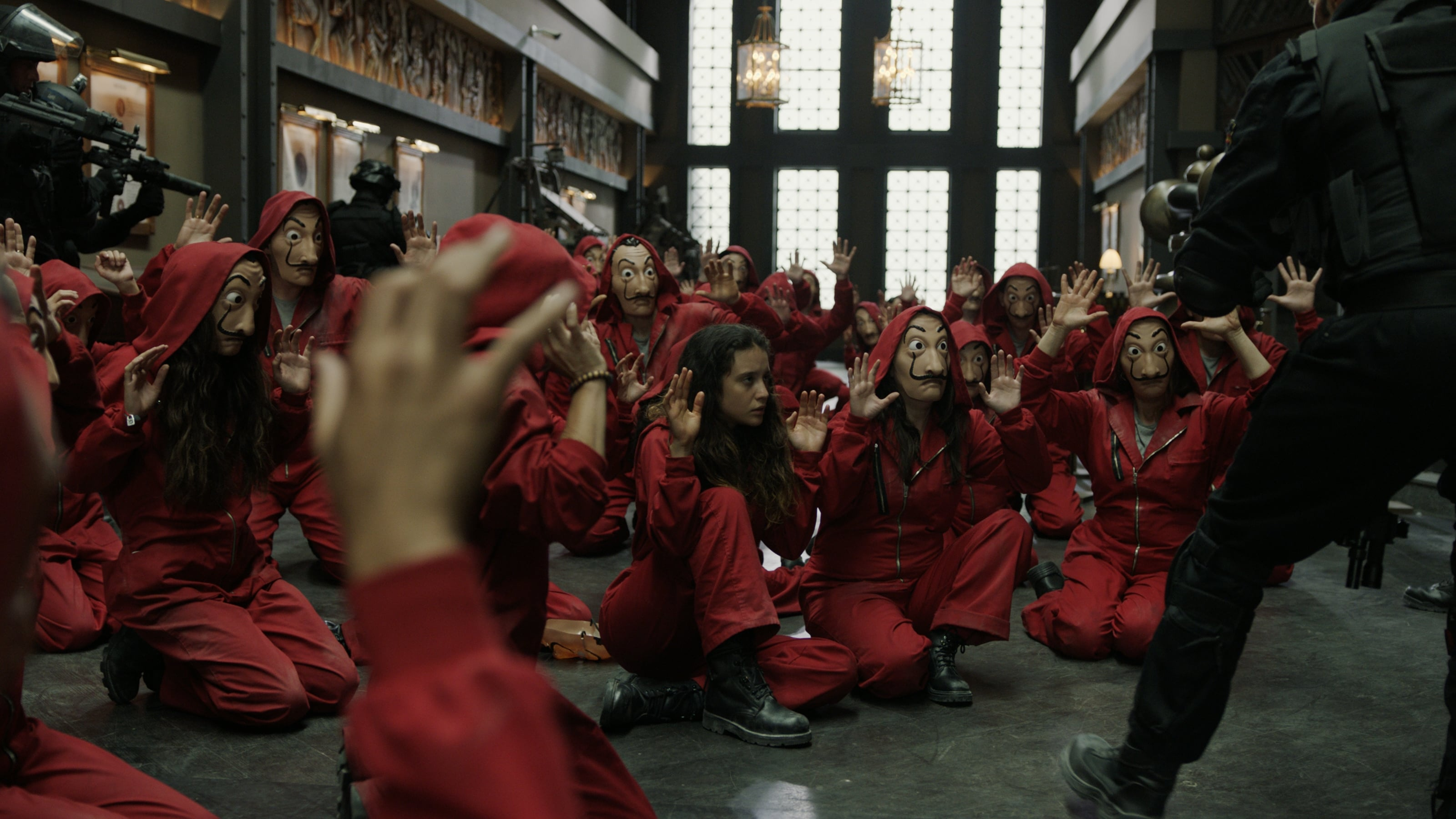 Money Heist Season 1 :Episode 15  Episode 15