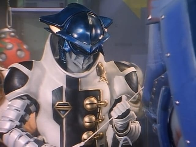 Super Sentai Season 20 :Episode 16  Caution: Evil Schemes Ahead!