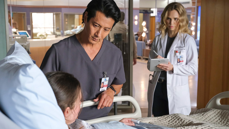 The Good Doctor Season 5 :Episode 2  Piece of Cake