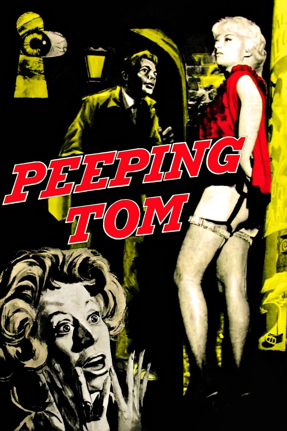 Peeping Tom on FREECABLE TV