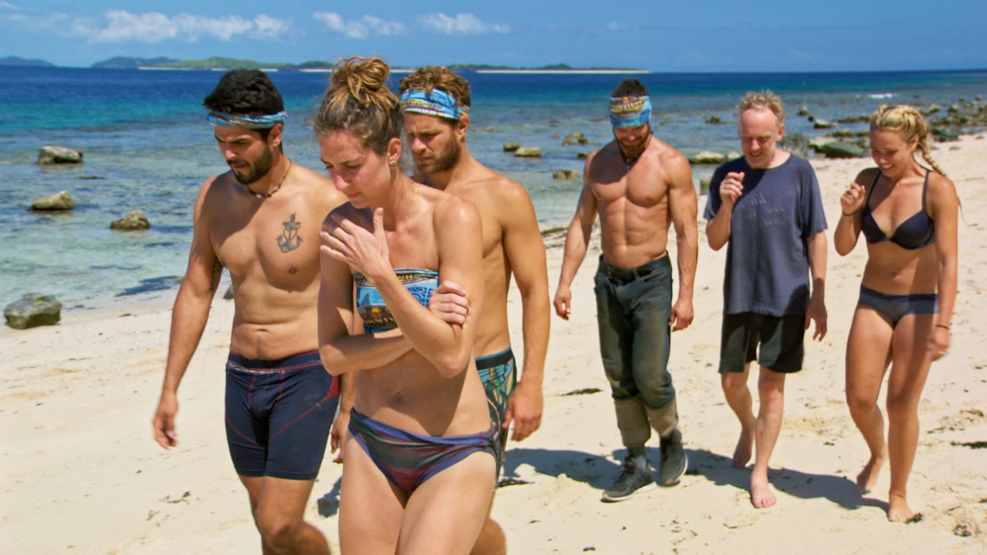 Survivor Season 37 :Episode 7  There's Gonna Be Tears Shed