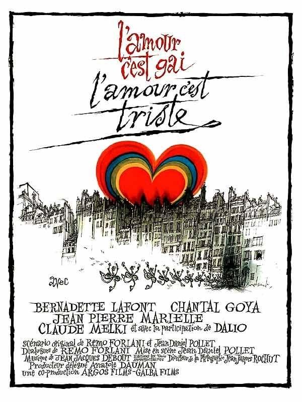 Love Is Gay, Love Is Sad (1971)
