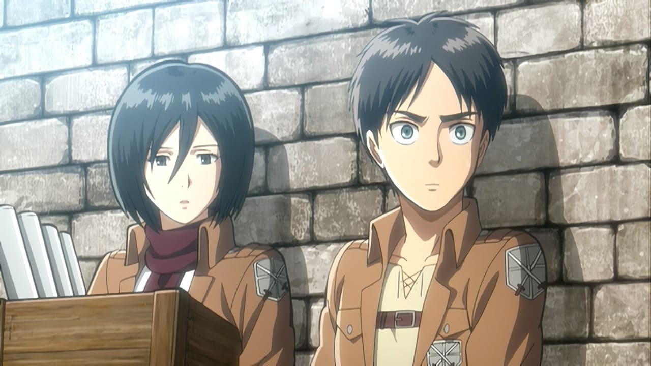 Attack on Titan - Season 0 Episode 2 : [OVA] [Episode 3.5] Ilse's Notebook