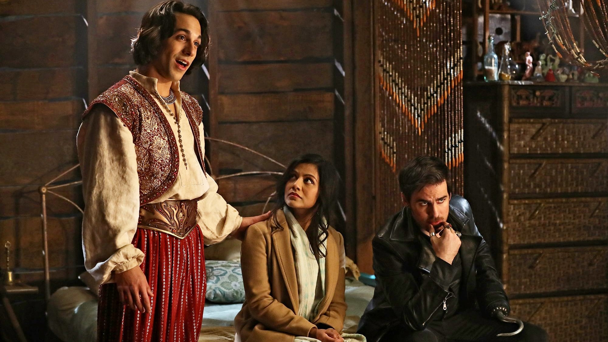 Once Upon a Time Season 6 :Episode 15  A Wondrous Place