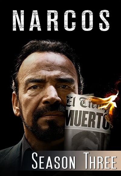 Narcos Season 3 Complete