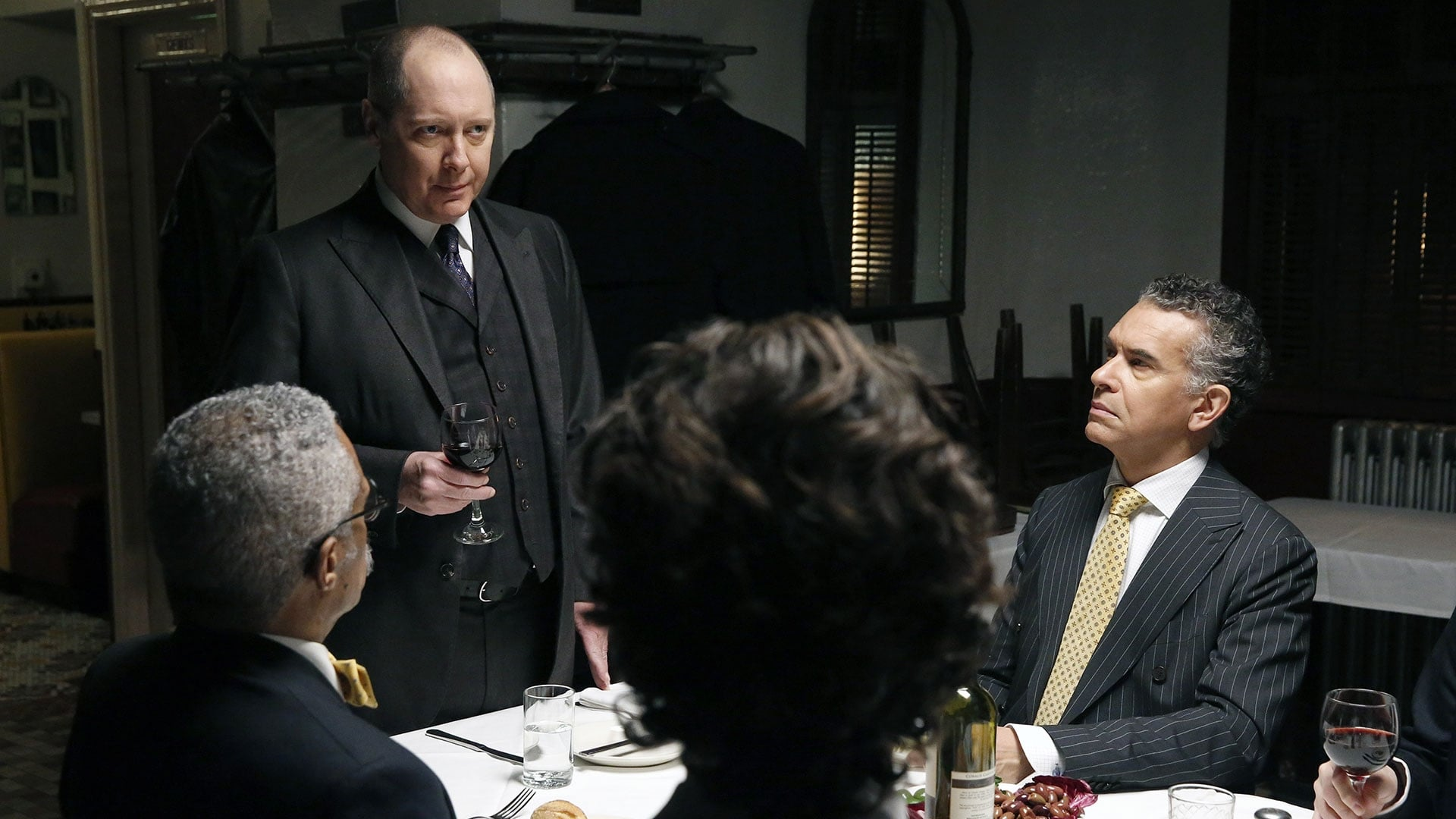 The Blacklist Season 4 :Episode 15  The Apothecary