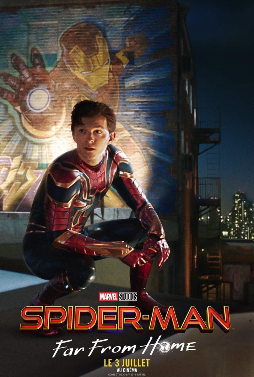 Spider-Man : Far from Home - Mator