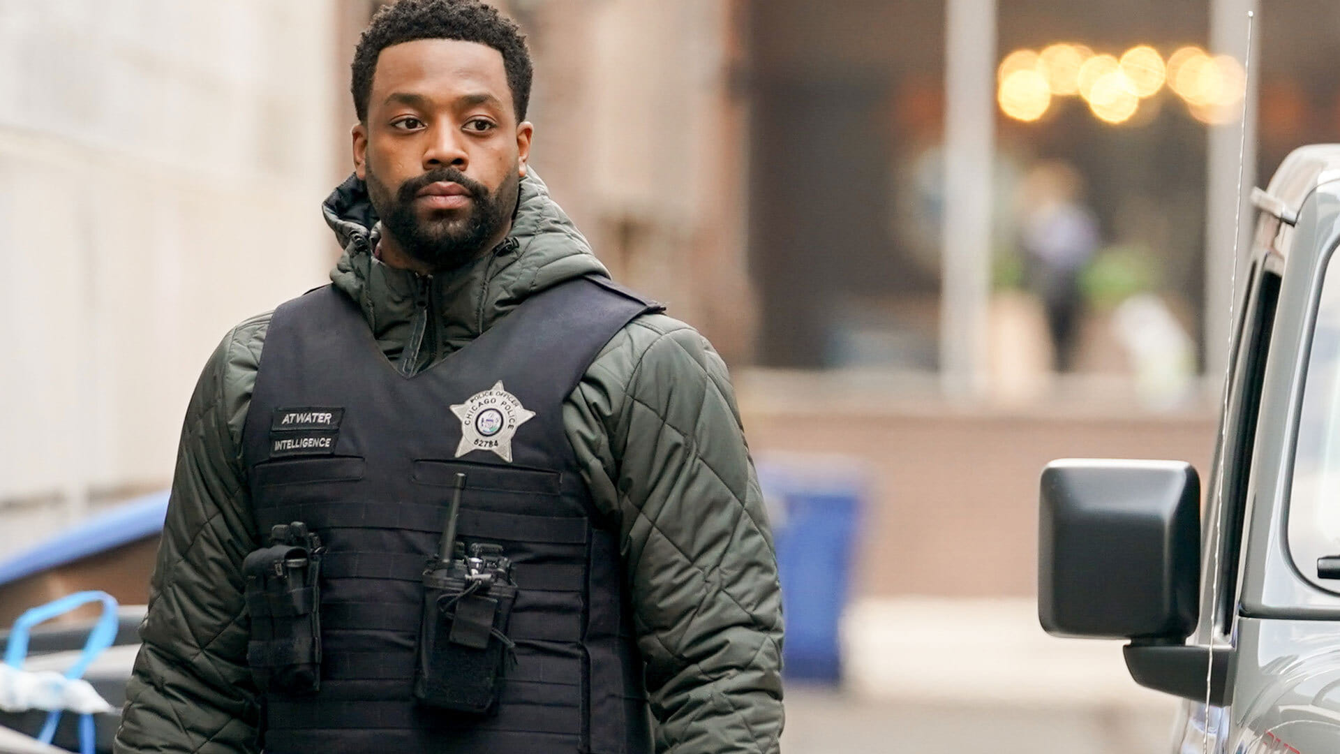 Chicago P.D. Season 8 :Episode 14  Sicherheit