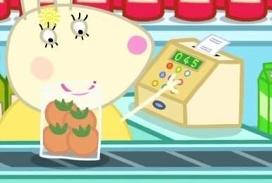 Peppa Pig Season 1 :Episode 49  Shopping
