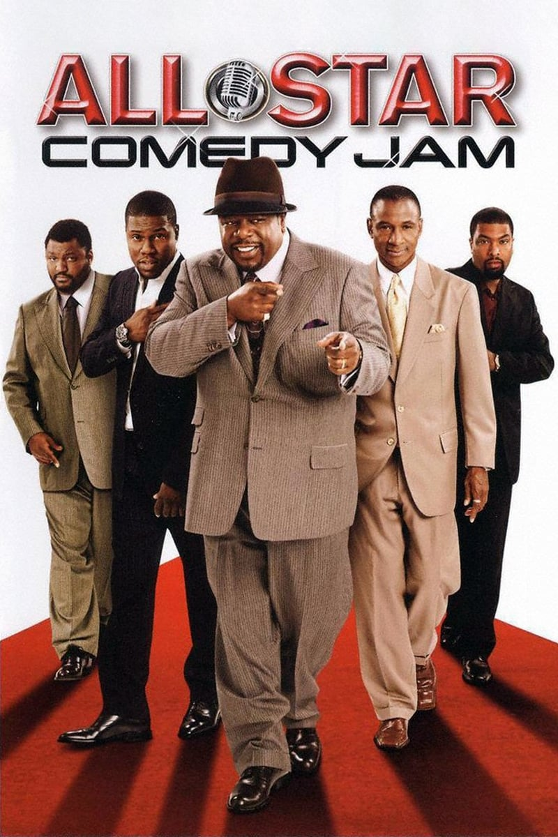 All Star Comedy Jam on FREECABLE TV