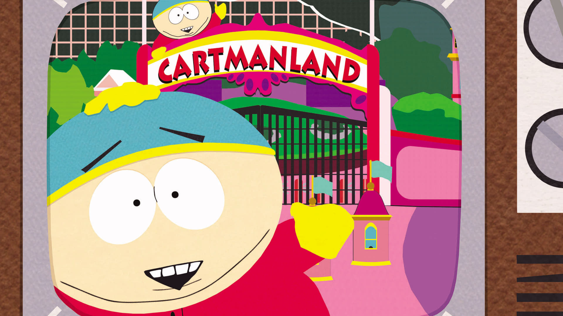 South Park Season 5 :Episode 6  Cartmanland