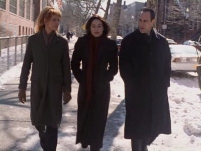 Law & Order: Special Victims Unit Season 1 :Episode 21  Nocturne