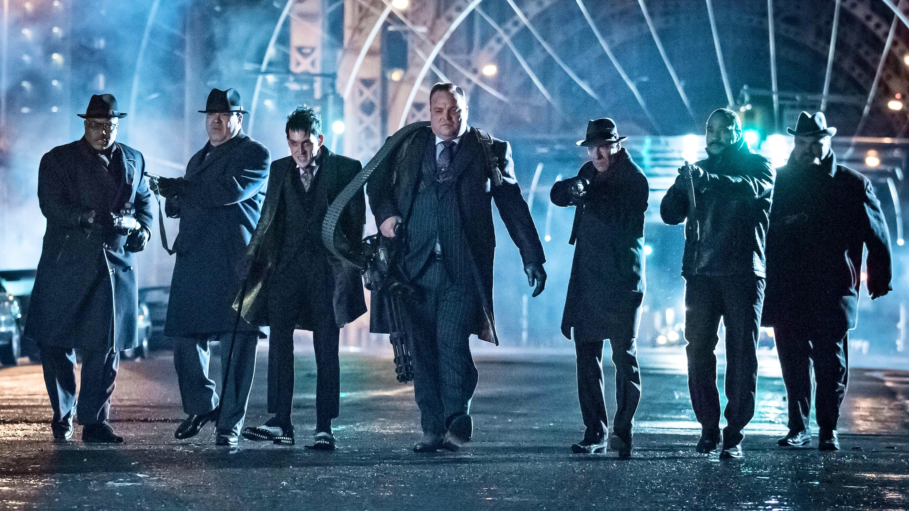 Gotham Season 2 :Episode 22  Wrath of the Villains: Transference