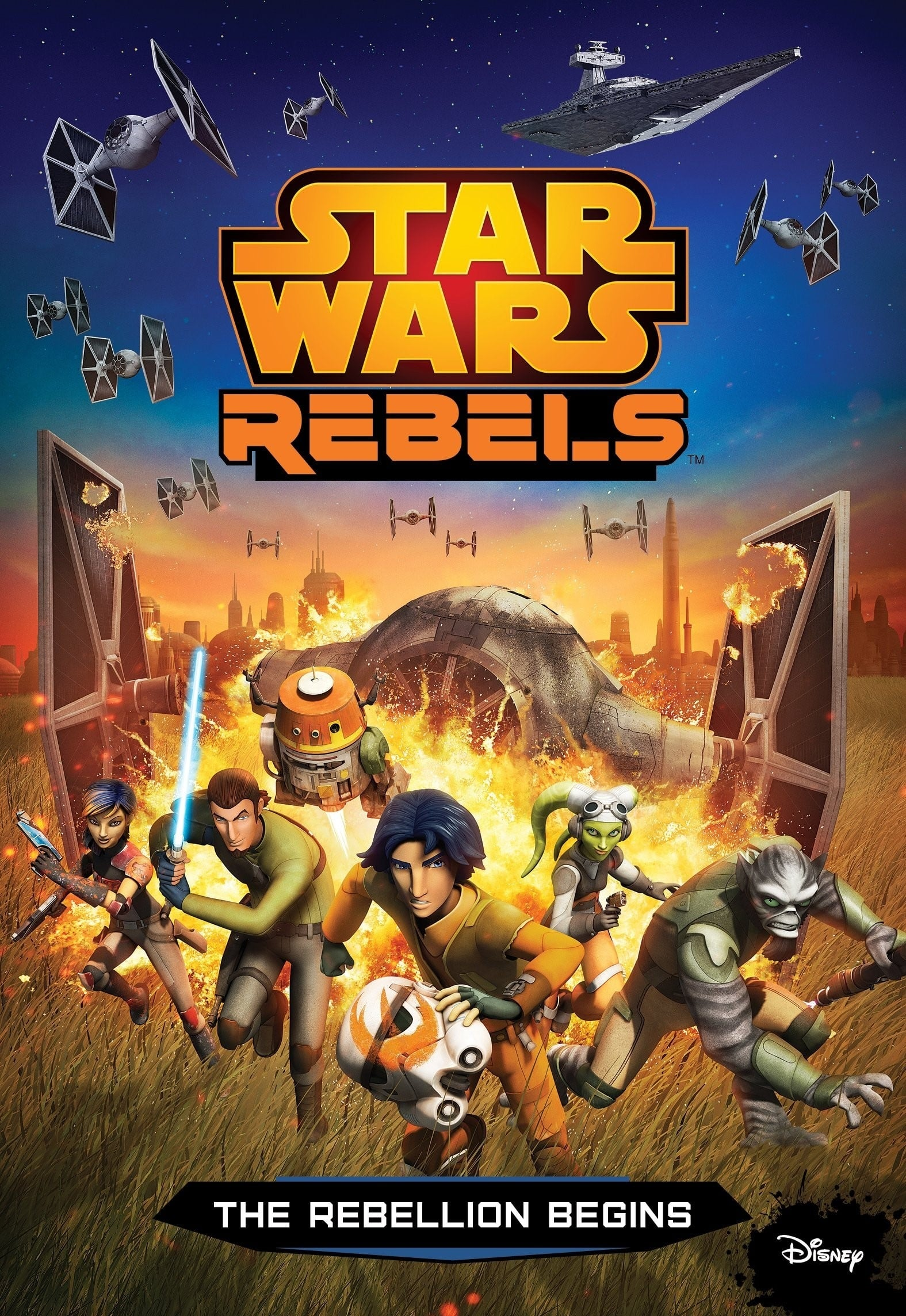 Star Wars Rebels Recon (2014)