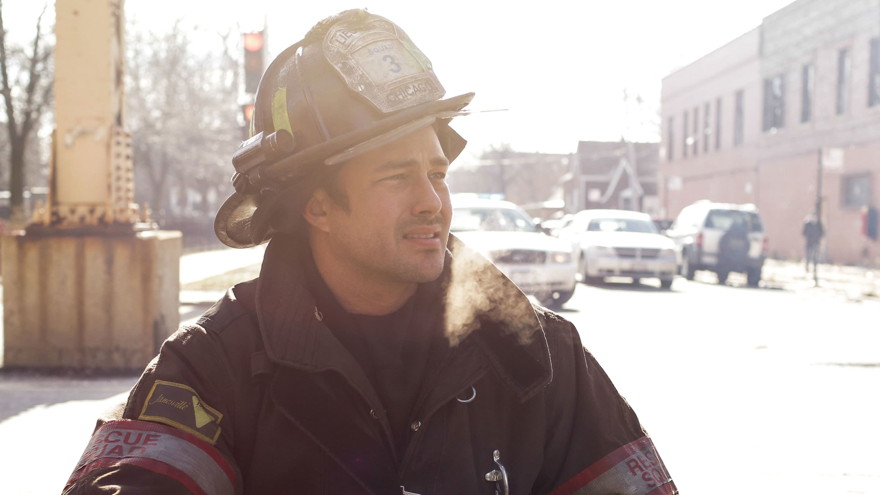 Chicago Fire Season 3 :Episode 12  Rastlos