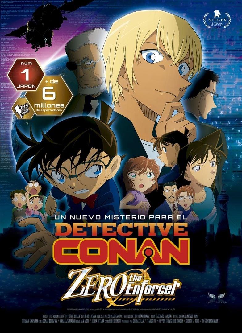 Póster Detective Conan: El caso Zero
