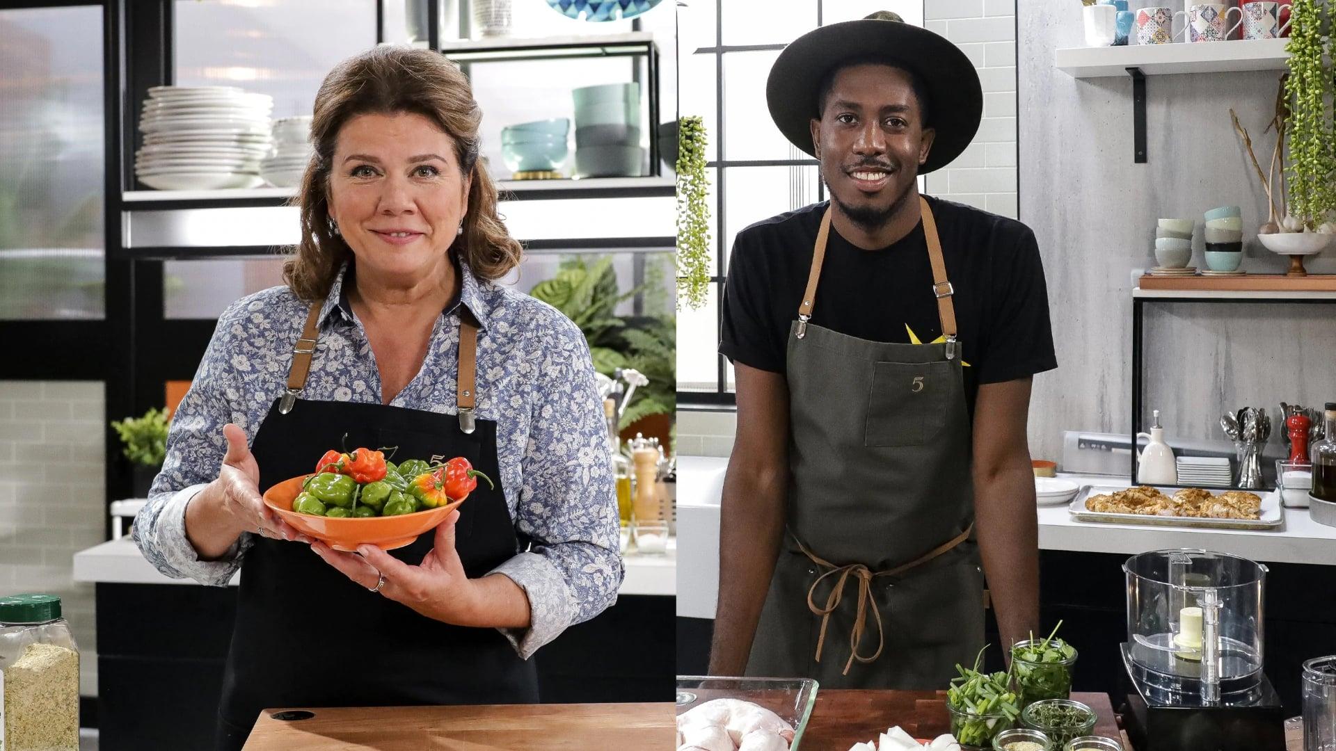5 chefs dans ma cuisine Season 1 :Episode 18  Episode 18