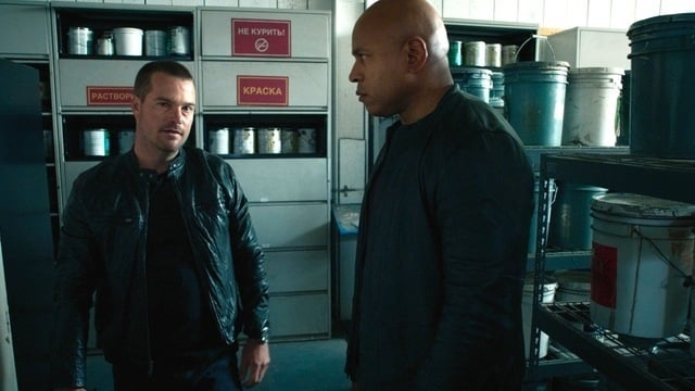 NCIS: Los Angeles Season 6 :Episode 24  Chernoff, K.