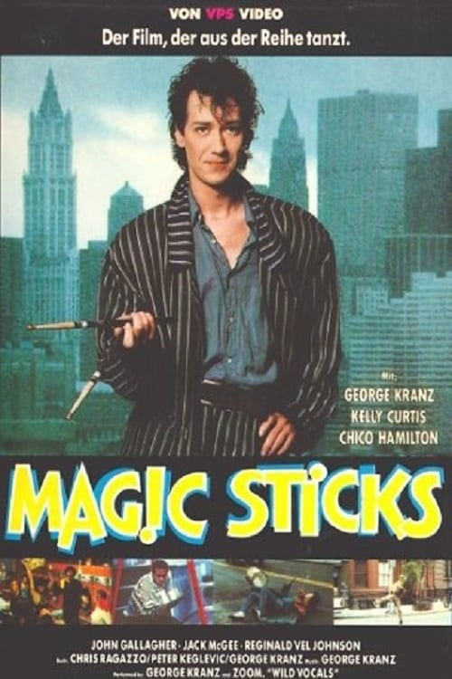 Ver Magic Sticks Online HD Español (1987)