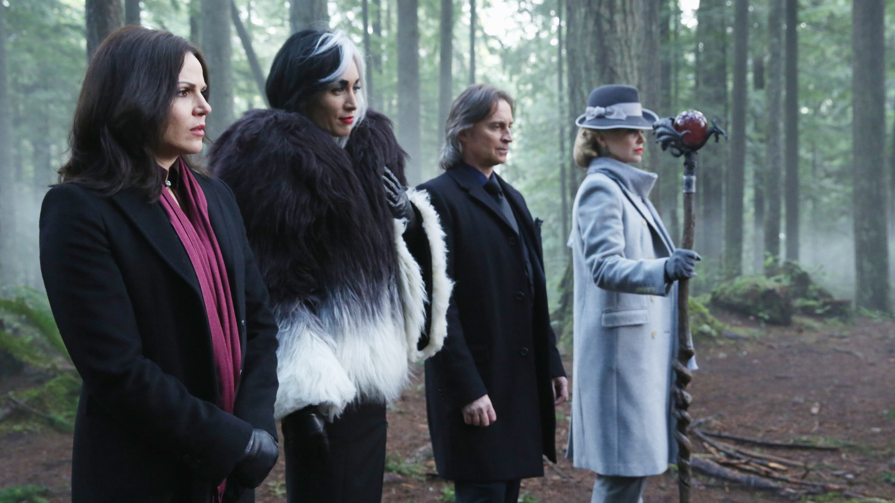 Once Upon a Time Season 4 :Episode 17  Best Laid Plans
