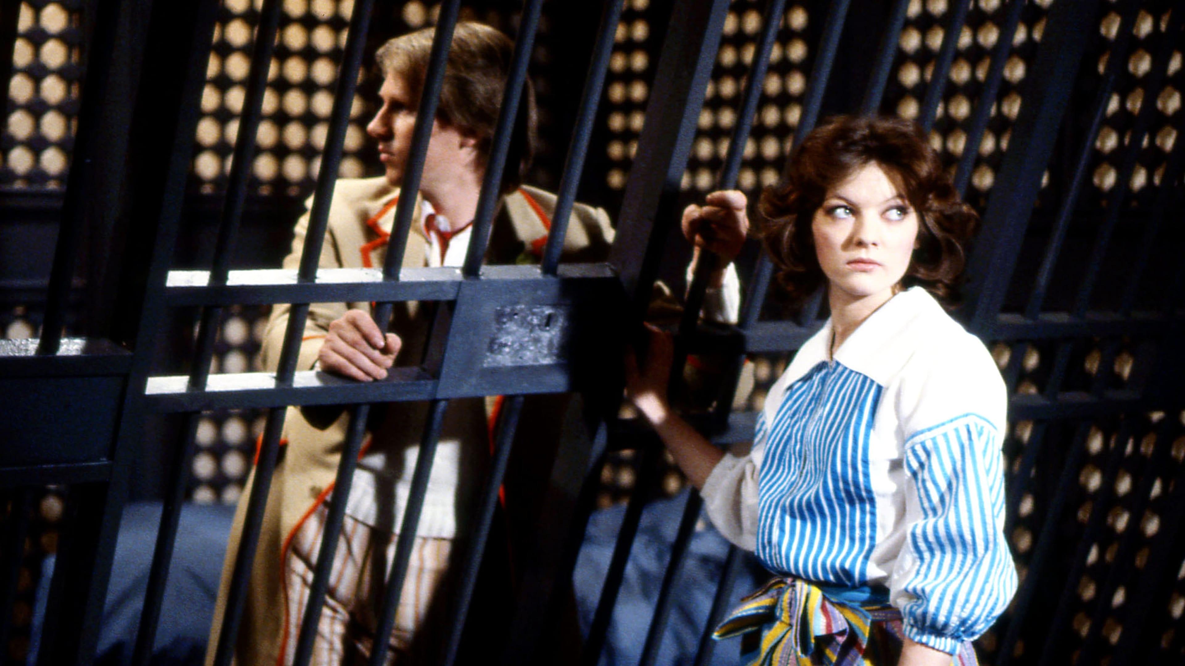 Doctor Who Season 20 :Episode 7  Snakedance, Part Three