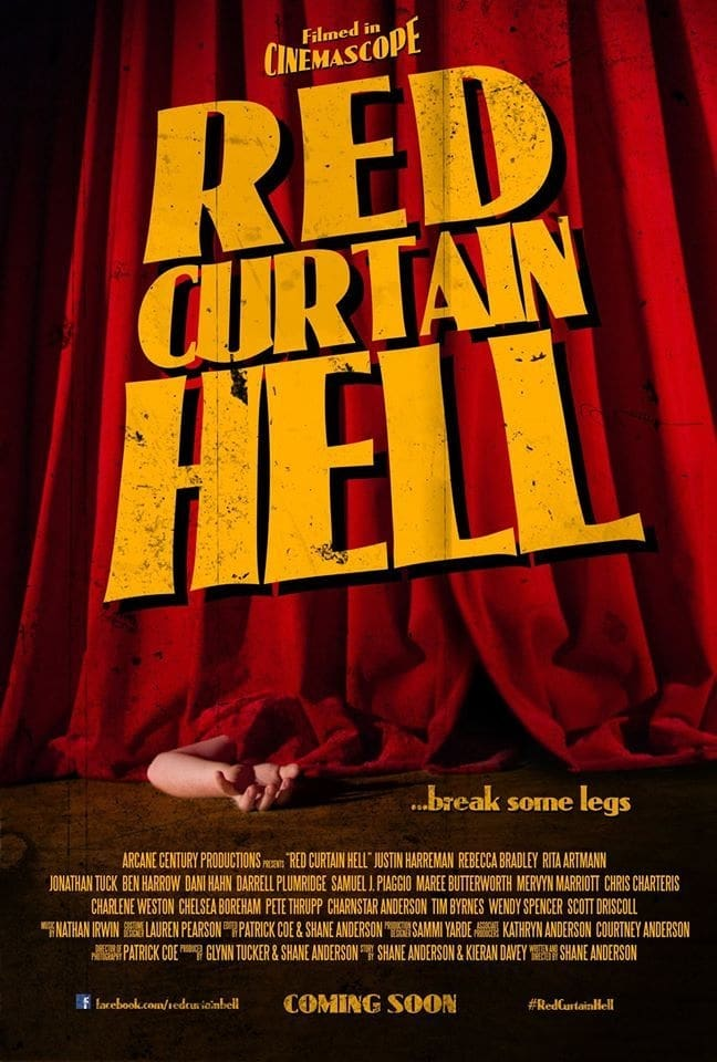 Ver Red Curtain Hell Online HD Español (2016)