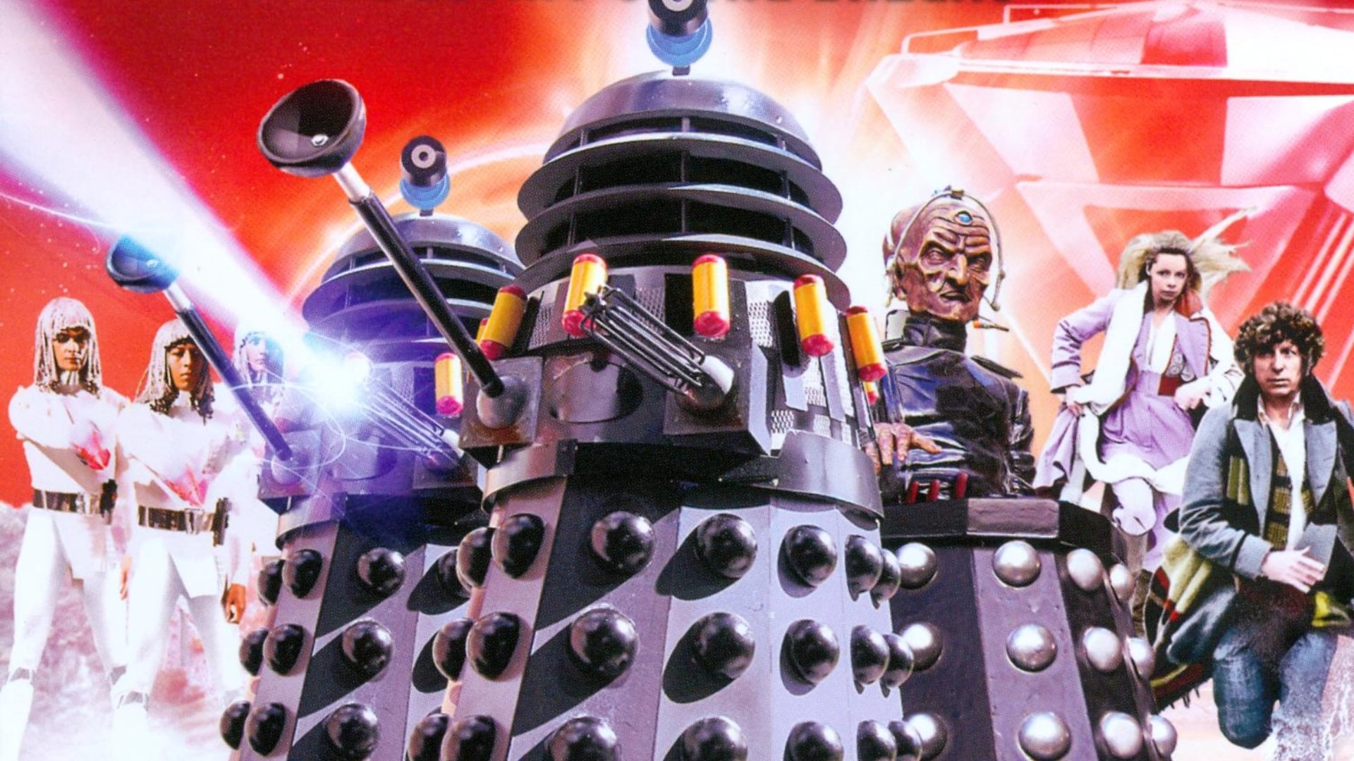 Doctor Who Season 17 :Episode 1  Destiny of the Daleks, Part One