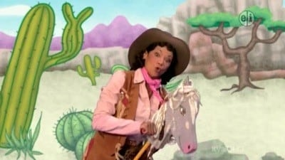 Sesame Street Season 39 :Episode 23  Maria the Cowgirl
