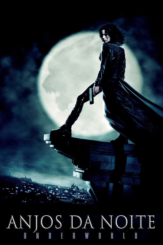 capa Anjos da Noite: Underworld