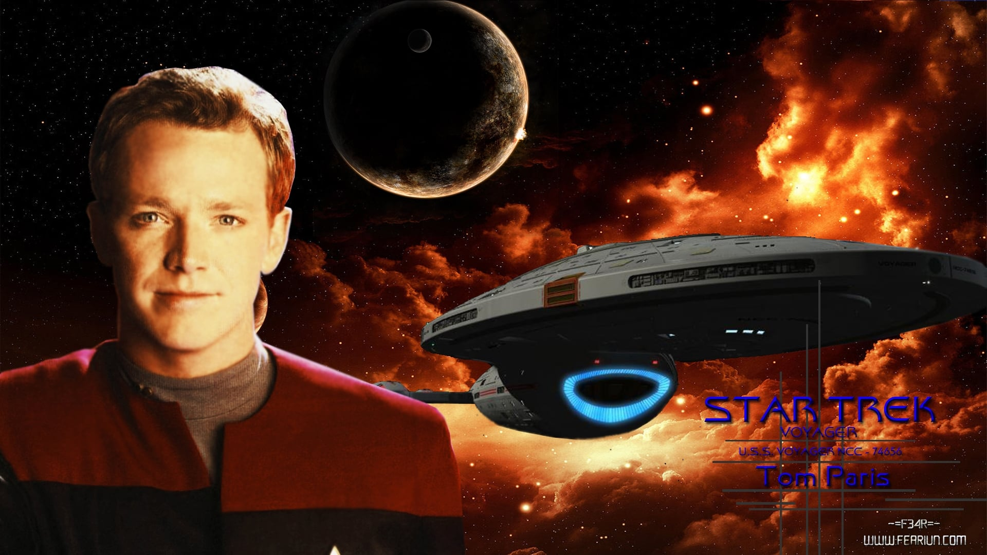 Star Trek: Voyager - Season 2 (1970)