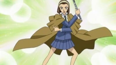Case Closed Season 0 :Episode 20  The Casebook of Female High-School Detective Sonoko Suzuki