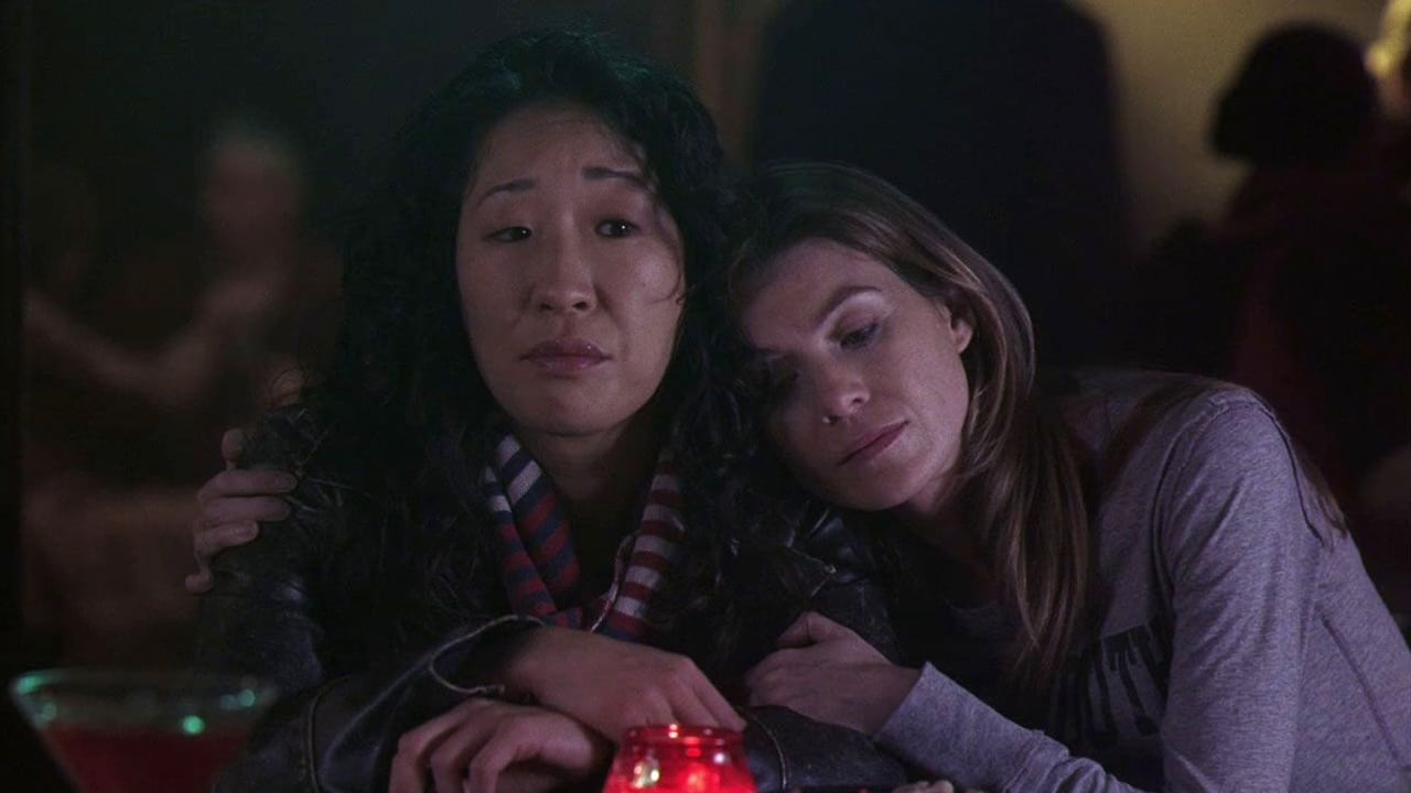 Grey's Anatomy Season 2 :Episode 1  Raindrops Keep Falling On My Head